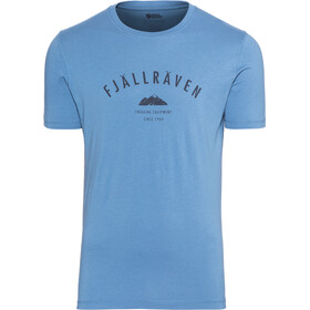 Fjällräven Trekking Equipment T-shirt Herrer, blå